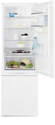 Встраиваемый двухкамерный холодильник Electrolux ENN 3153 AOW цена