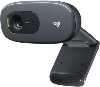 Web-камера для компьютеров Logitech Webcam C 270 HD (960-000636)