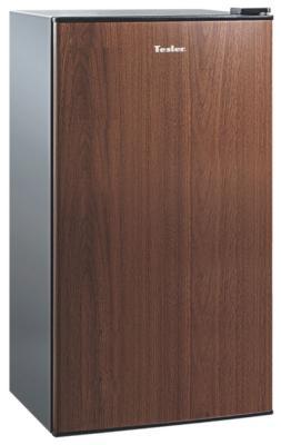 Однокамерный холодильник TESLER RC-95 Wood стоимость