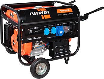 Электрический генератор и электростанция Patriot 474101570 GP 6510 LE