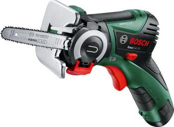 Цепная пила Bosch EasyCut 12 06033 C 9020 аккумуляторная пила bosch easycut 12 solo 06033c9001