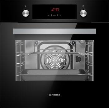 Встраиваемый электрический духовой шкаф Hansa BOES 68441 Quadrum встраиваемый электрический духовой шкаф hansa boes 64111 quadrum
