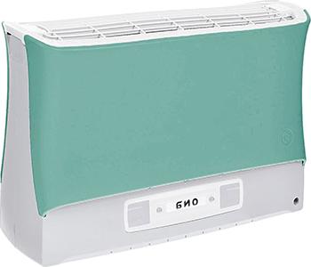 Электронный воздухоочиститель Супер-плюс Био зеленый цена