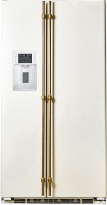 Холодильник Side by Side Iomabe ORE 24 CGHFBI бежевый холодильник side by side iomabe ore 24 vghfnm черный