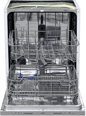 Полновстраиваемая посудомоечная машина Ginzzu DC 604 недорго, оригинальная цена