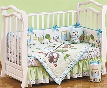 Комплект постельного белья Shapito Summer Owls 1617