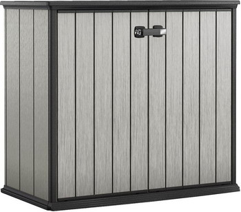 Шкаф уличный Keter Patio Store 17204254 шкаф keter optima outdoor tall серый 17200531
