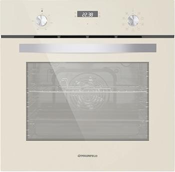 Встраиваемый электрический духовой шкаф MAUNFELD EOEM.589 BG цена и фото