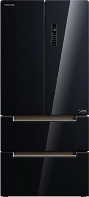 все цены на Многокамерный холодильник Toshiba GR-RF 532 WE-PGJ(22) онлайн