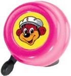 звонок для самокатов и велосипедов 11а 01 210093 красный Звонок Puky G 22 9985 pink розовый