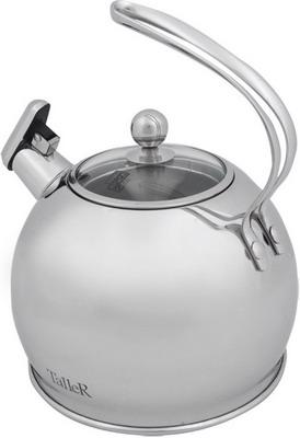 Чайник TalleR TR-1350 Данкан чайник электрический supra kes 1839w 2200 вт нержавеющая сталь 1 8 л нержавеющая сталь