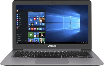 Ноутбук ASUS UX 310 UA-FB 1117 T i5-7200 U (90 NB0CJ1-M 18810 ) Quartz Grey чехол цена