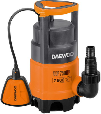 Насос Daewoo Power Products DDP 7500 P манометр цифровой daewoo power products dwm 7