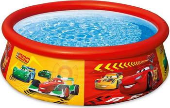 Бассейн Intex Easy Set Тачки Disney-Pixar 28103