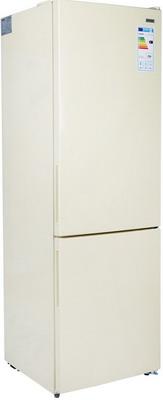 лучшая цена Двухкамерный холодильник Zarget ZRB 410 NFBE
