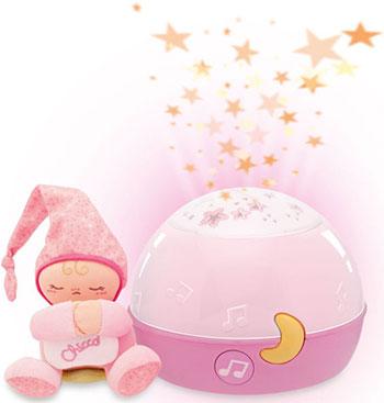 Фото - Ночник Chicco Первые грезы розовый игрушка ночник chicco овечка розовая 30 см