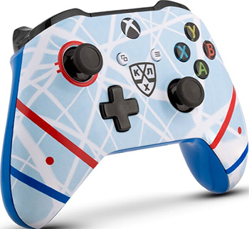 Геймпад Microsoft Xbox One КХЛ ''Русский лёд'' все цены