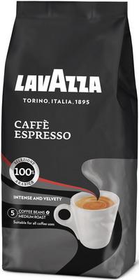Кофе зерновой Lavazza Caffè Espresso 500 г lavazza prontissimo classico кофе растворимый 95 г