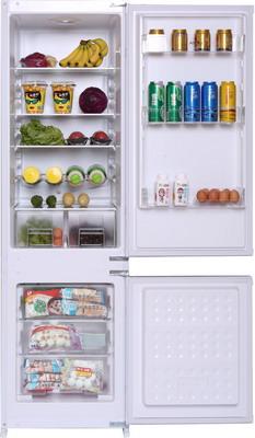 Встраиваемый двухкамерный холодильник Haier HRF 229 BI RU встраиваемый двухкамерный холодильник haier hrf 229 bi ru