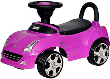 купить Автомобиль-каталка Everflo Машинка 613 фиолетовый ПП100004319 по цене 1990 рублей