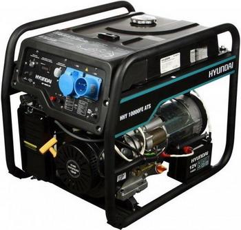 Электрический генератор и электростанция Hyundai HHY 10000FE ATS