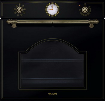 Встраиваемый электрический духовой шкаф Graude BK 60.3 S электрический духовой шкаф graude bk 60 2 s