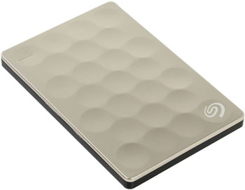 Внешний жесткий диск (HDD) Seagate 1TB GOLD STEH1000201
