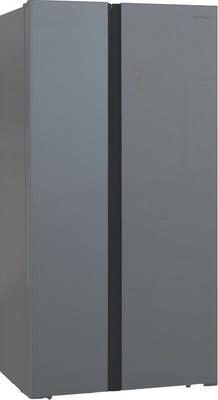 Холодильник Side by Side Shivaki SBS-572 DNFGS холодильник shivaki sbs 570dnfx