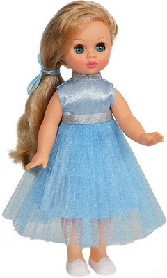 Кукла Весна Эля Весна 4