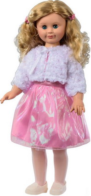 Кукла Весна Милана Весна 19 со звуковым устройством цена