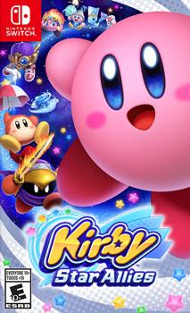 Игра для приставки Nintendo Switch: Kirby Star Allies цена и фото