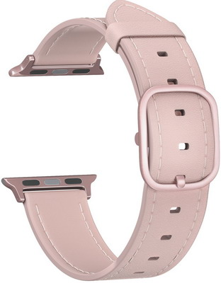 Ремешок для часов Lyambda для Apple Watch 42/44 mm MAIA DSP-02-44 Pink ремешок для часов lyambda для apple watch 42 44 mm minkar dsp 10 44 black