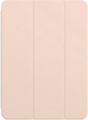 Чехол для планшетов Apple Smart Folio для iPad Pro 11'' Soft Pink (Розовый песок) MRX92ZM/A цена и фото