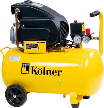 Компрессор Kolner масляный коаксиальный KAC 50LM kolner kolner kac 24 l компрессор масляный коаксиальный 1 5 квт 24 л 206 л мин 2850об мин 8 атм