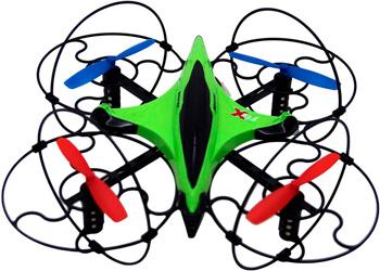 Квадрокоптер 1 Toy GYRO-Cross 6-осевой real headless режим Т58983