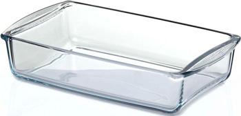 Форма для запекания Pasabahce Borcam 1 3 л 26*15 форма для запекания loraine цвет белый синий 3 1 л 27898