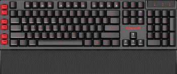 Клавиатура игровая Redragon Yaksa RU 7цветов 26клавиш AntiGhost (70391)
