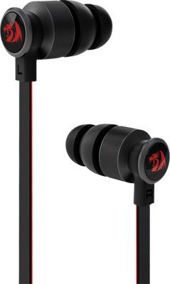 Фото - Гарнитура для смартфонов Redragon Thunder Pro черный красный кабель 1 2 м (78285) 3d пазл цифры набор 2 в 1 красный зеленый
