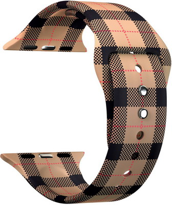 Ремешок для часов Lyambda, для Apple Watch 38/40 mm URBAN DSJ-10-54A-40, Китай  - купить со скидкой