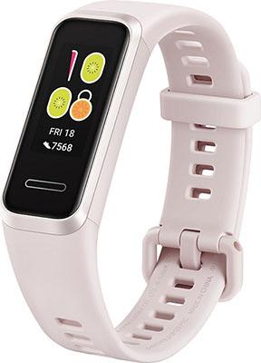Фитнес-браслет Huawei Band 4 Pro розово золотой