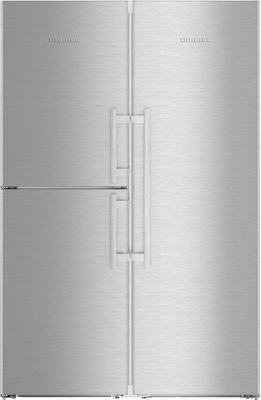 Фото - Холодильник Side by Side Liebherr SBSes 8483-20 (SBNes 4285-20 + SKes 4370-20) sbses 7353 25