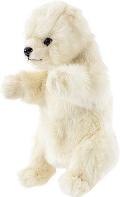 Мягкая игрушка Hansa Creation 7158 Белый медведь игрушка на руку 31 см мягкая игрушка hansa 7158