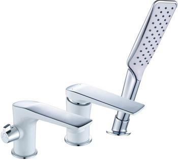 Смеситель для ванной комнаты Lemark Allegro LM5945CW lemark allegro lm5945cw на борт ванны встраиваемый хром