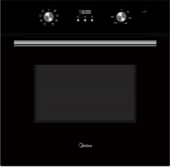 Встраиваемый электрический духовой шкаф Midea MO47001GB фото