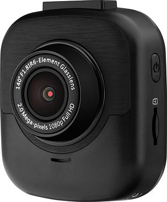 Автомобильный видеорегистратор Prestigio RoadRunner 425 черный автомобильный видеорегистратор prestigio roadrunner cube fhd 30fps 1 5 2 mp camera 140° 150 mah wifi g sensor red black metal plastic a3pcdvrr530wr
