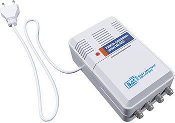 Фото - Усилитель ТВ сигнала РЭМО BAS-8233 антенный усилитель рэмо bas 8104 inline