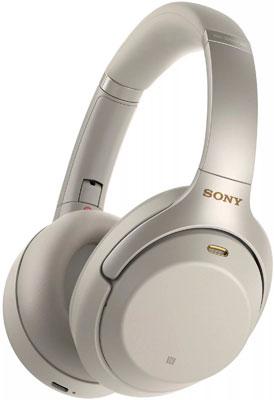 Накладные наушники Sony WH1000XM4S.E SILVER