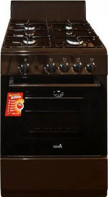 Газовая плита Cezaris ПГ 2100-00 коричневый цена и фото
