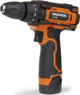Гайковерт Daewoo Power Products DAA 1210 Li универсальная аккумуляторная батарея daewoo power products dabt 4040 li
