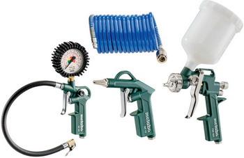 Набор пневмоинструментов Metabo LPZ 4 Set 3 601585000 набор пневматических инструментов metabo lpz 7 set 601586000 6 предметов